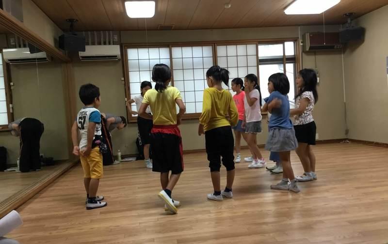 ダンス教室(キッズクラス)